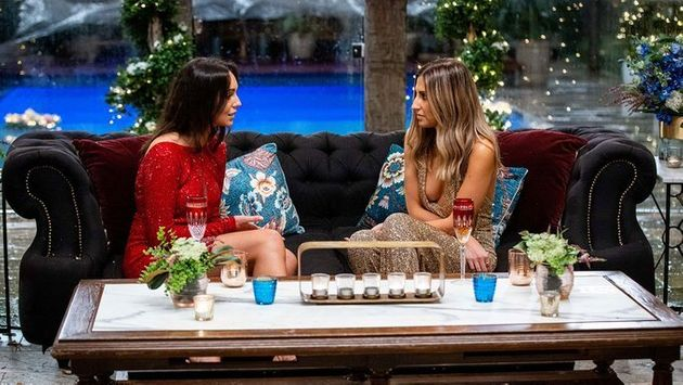 The Bachelor Australia's Bella Varelis and Irena