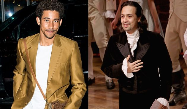 Sydney Musical theatre insiders say Keiynan Lonsdale (left) has been in talks to join the Australian...