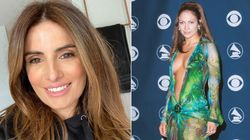 Home And Away's Ada Nicodemou Shares Her Take On JLo's Iconic Grammys