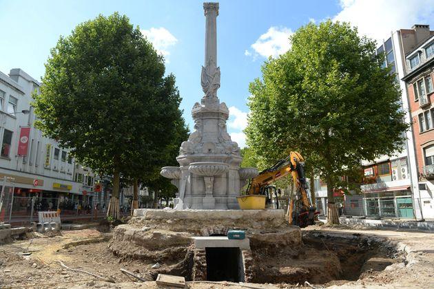 Η καρδιά του πρώτου δημάρχου βελγικής πόλης βρέθηκε κάτω απο