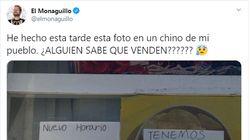 Los llamativos carteles que arman el caos en Twitter: