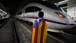 Cortes de trenes en Cataluña, incluyendo dos AVE, por actos vandálicos en plena