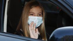La mochila de la infanta Sofía desvela nuevos curiosos gustos de la hija menor de los