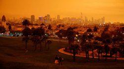 Los devastadores incendios de California dejan ya al menos 12
