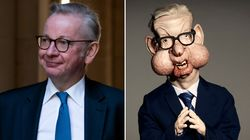 Spitting Image Unveils Unmistakable Puppets Of Michael Gove And Dominic Raab Ahead Of New