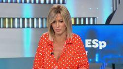 Susanna Griso denuncia la situación que vivió: