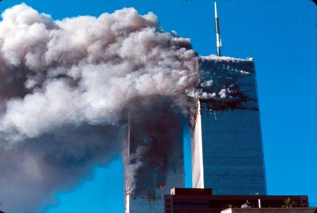 Imagen de archivo de los atentados del