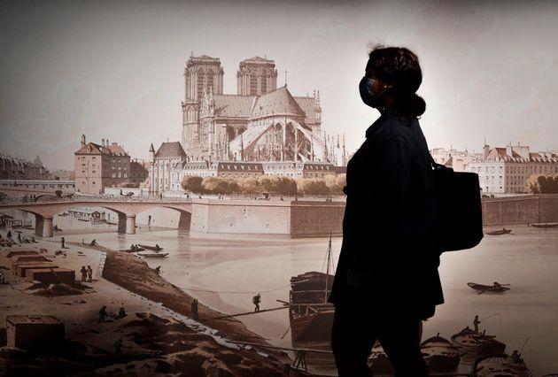 Η κρύπτη της Παναγίας των Παρισίων άνοιξε ξανά για το κοινό με έκθεση για τον Βίκτορ