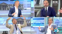 Monumental bronca entre Ortega Smith y Monedero en 'El programa de Ana