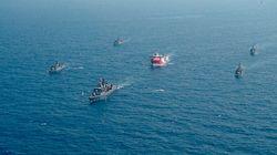 Τουρκικό θράσος: Η Ελλάδα να αποσύρει τα πολεμικά πλοία γύρω από το Oruc