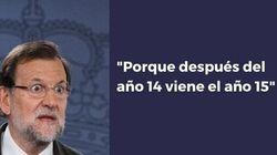 Vota la frase de Rajoy que mejor te