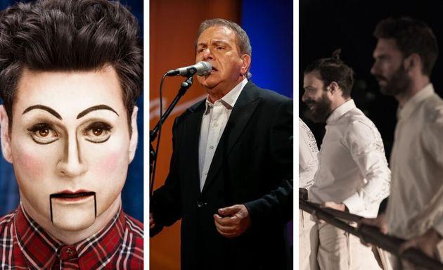Φεστιβάλ «Στη Σκιά των Βράχων»: Νέες ημερομηνίες για τις παραστάσεις και τις συναυλίες που είχαν