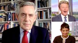Gordon Brown's Way Of Ending His Zoom Call With BBC Breakfast Is A Total Friday