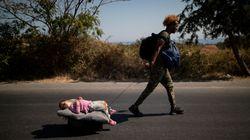 Το τέλος της Μόριας: Κοινό αίτημα - για διαφορετικούς λόγους - από χιλιάδες μετανάστες και κατοίκους της