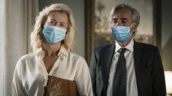 Cómo el coronavirus se ha colado en las series de televisión (incluso en forma de