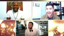John Legend Crashes Virtual Dates And Serenades The Hopeful Singles thumbnail