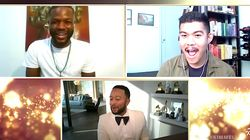 John Legend Crashes Virtual Dates And Serenades The Hopeful