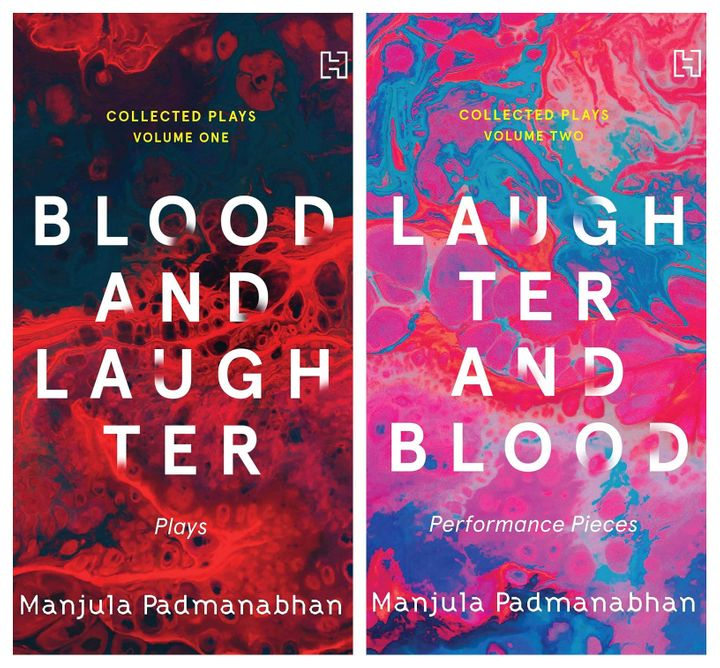 'Blood and Laughter' and 'Laughter and Blood', published by Hachette India, 2020.