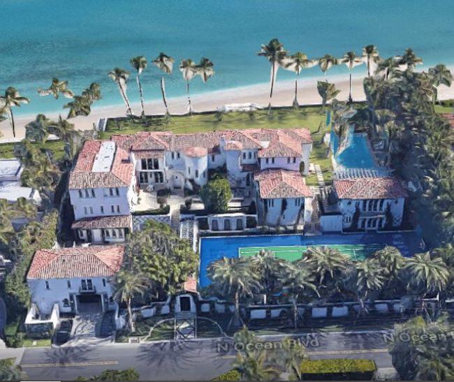 Το σπίτι της οικογένειας Κένεντι στην Φλόριντα