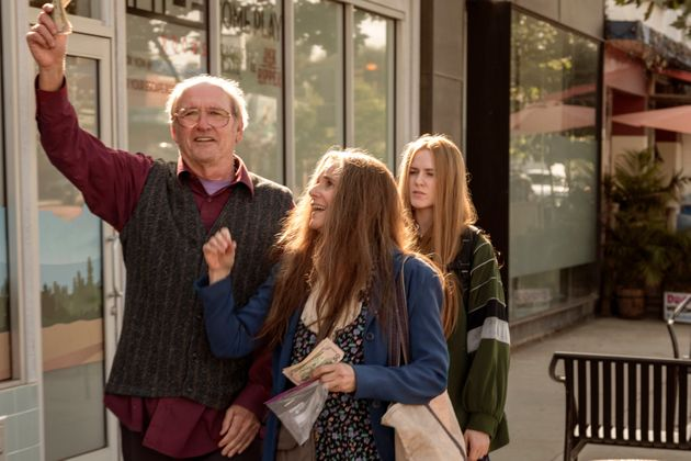 Richard Jenkins, Debra Winger and Evan Rachel Wood in