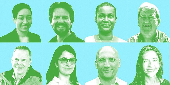 These are the contenders for Canada's Green party leadership.