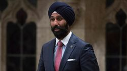 Ex-Liberal MP Raj Grewal Charged With Fraud, Breach Of