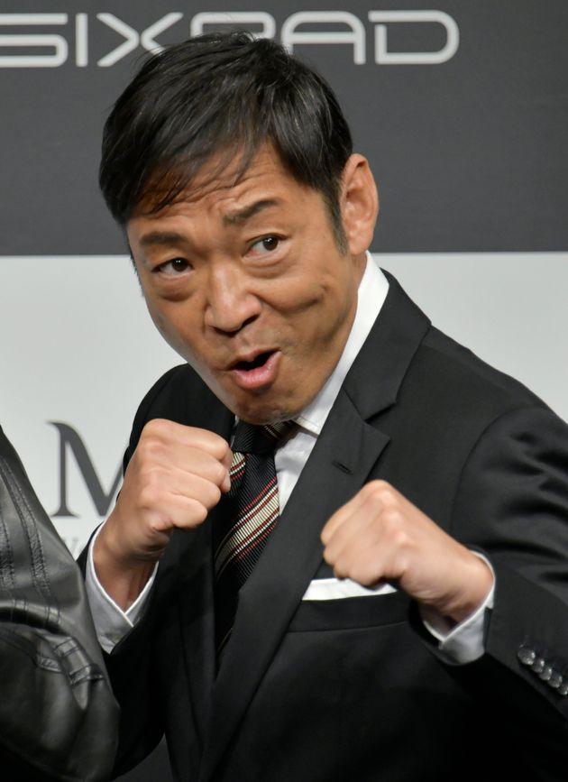 香川照之さん(2018年9月14日撮影)