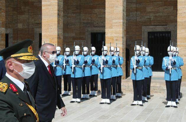 .(Turkish Presidency via AP,