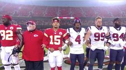 NFL開幕戦で起きた選手へのブーイングに非難の声。「声をあげず、ただプレーしろというのか。なんて悲しいんだ」