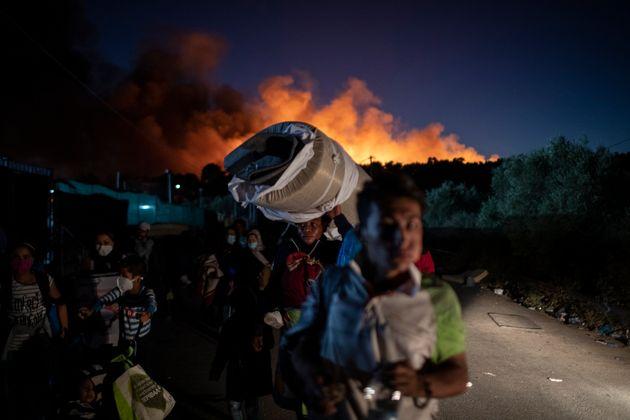 . (AP Photo/Petros