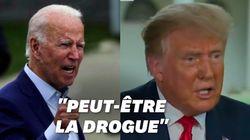 Trump accuse Biden de se doper pour tenir le coup pendant la