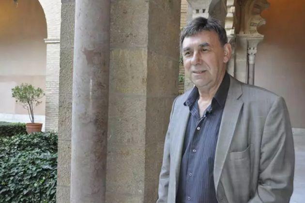 El cantautor Joaquín
