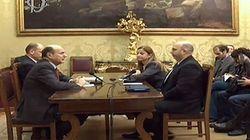 Anche Letta per il Sì: sanata la ferita dello streaming con Bersani e