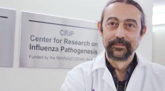 Adolfo García-Sastre, microbiólogo del Hospital Monte