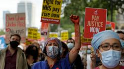 'Stop Clapping, Start Paying': NHS Workers Demand Better
