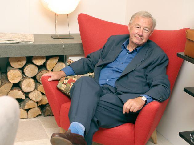 Terence Conran, designer touche-à-touche, est décédé ce samedi 12 septembre...