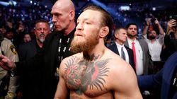 Conor McGregor libéré sans poursuites après sa garde à vue en