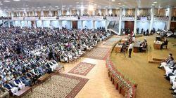 El gobierno afgano y los talibanes se sientan a negociar la paz 19 años
