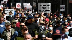 Hundreds In Ottawa March Against Government's Assault Weapons