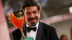 Favino vince la Coppa Volpi: