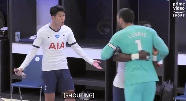 아마존 프라임 다큐멘터리 'All or Nothing: Tottenham Hotspur' 3편 예고