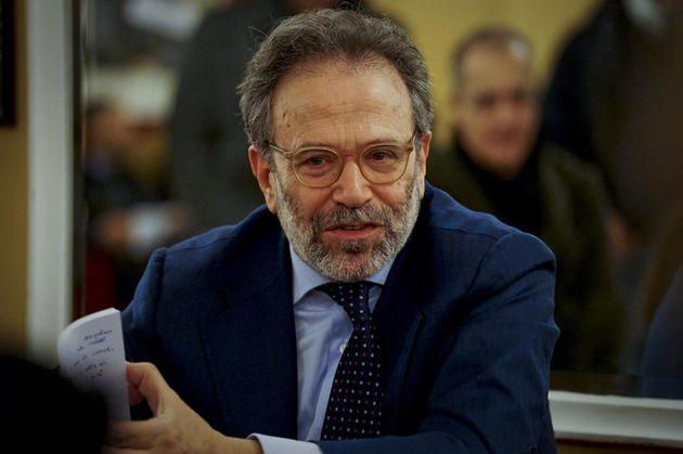 Umberto Ranieri (Pd. ANSA / CIRO