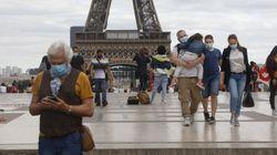 Récord en Francia: más de 10.000 nuevos casos de coronavirus en un