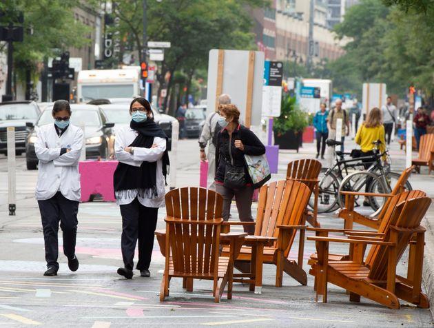 Pas moins de 279 nouvelles infections, ont été signalées par le ministère...