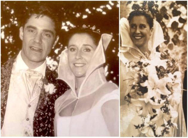 Gogglebox's Steph And Dom Share Epic Wedding Throwback And Obviously, The Pictures Are Incredible