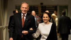 Aline Chrétien, épouse de l'ex-premier ministre Jean Chrétien, n'est