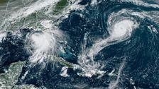 Hurricane Paulette Rolls Toward Bermuda; Sally Threatens Gulf Coast thumbnail