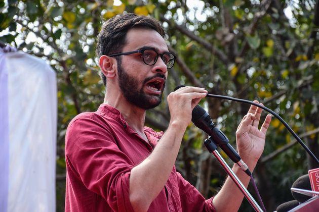 JNU former student and social activist Umar