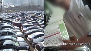 '땡 잡으신 거다' 중고차 사기꾼들이 소비자 우롱하는 동안 세계 중고차는 이만큼