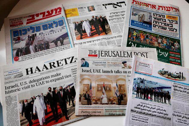 Οι Παλαιστίνιοι στο